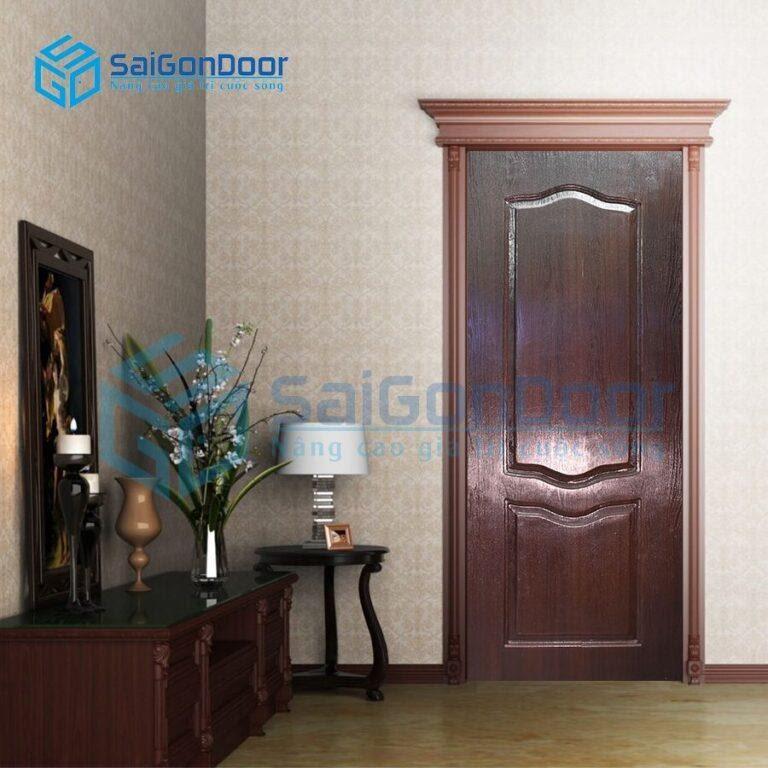 Một số lưu ý khi lựa chọn, thi công giúp bạn có được cửa gỗ thông phòng như ý